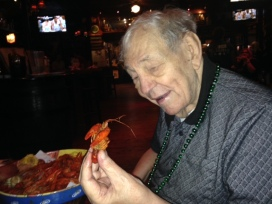 papa-with-crawfish