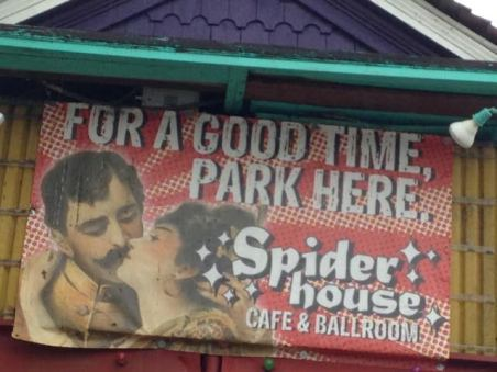 spiderhouse