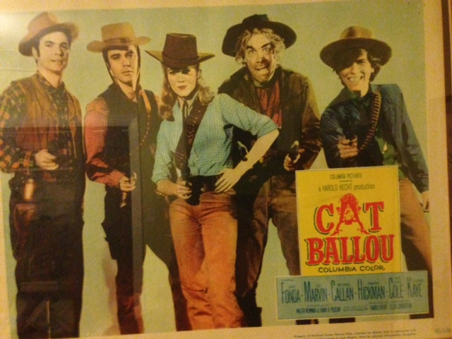 Cat ballou band