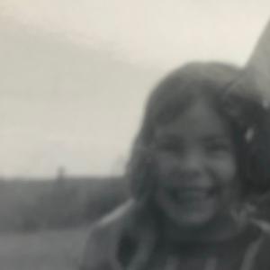 Kelly, age 3